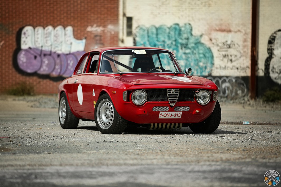 alfa romeo giulia gt junior brussels oldtimers. Black Bedroom Furniture Sets. Home Design Ideas
