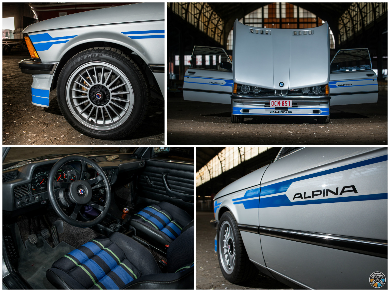 bmw e21 alpina c1 2 3 neat improvement brussels oldtimers. Black Bedroom Furniture Sets. Home Design Ideas