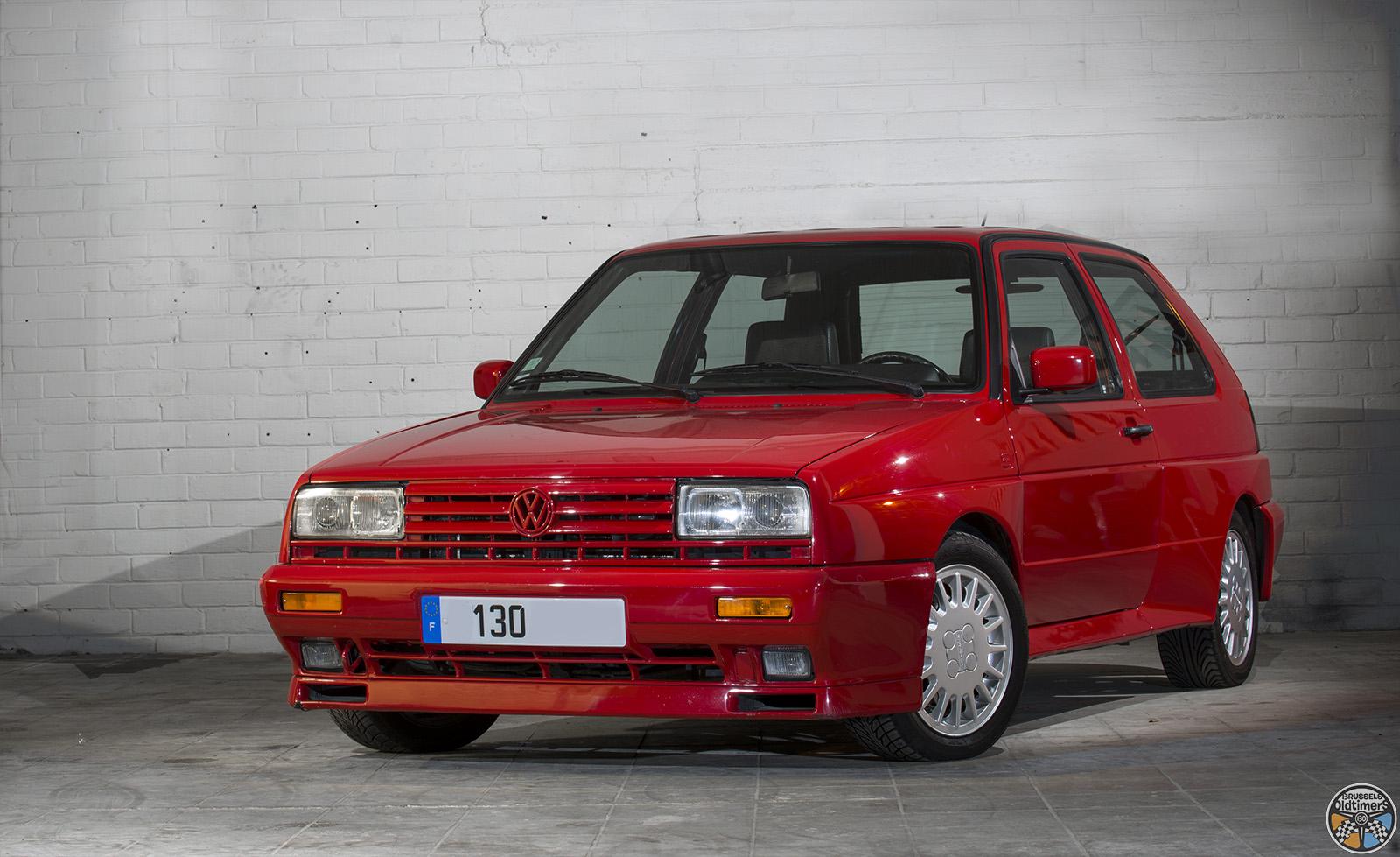 Volkswagen Golf 2 Rallye