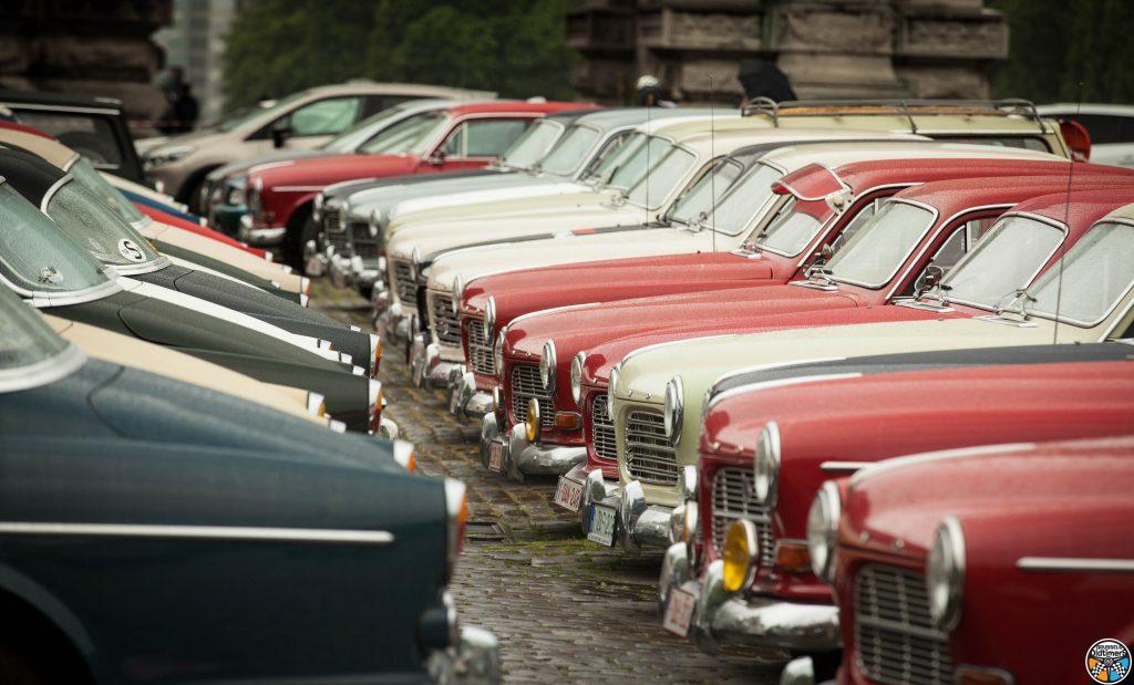60 Years Volvo - Amazon Day