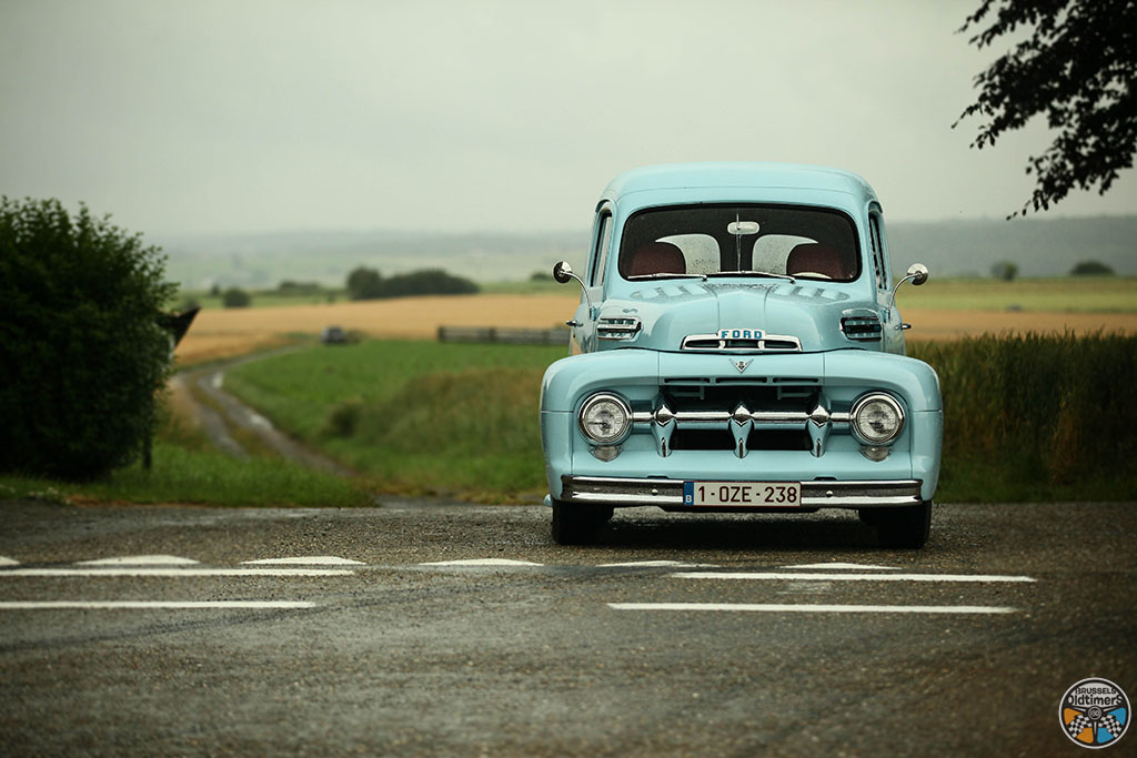 FORD F1 1951 – FROM SAVING LIVES TO KILLING TYRES   Brussels