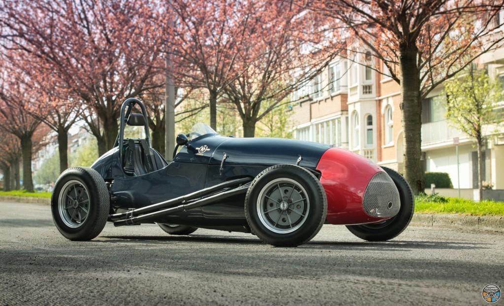 Cooper Bristol T23 MKII - FORMULE 2 / 10TH YEAR WINNER