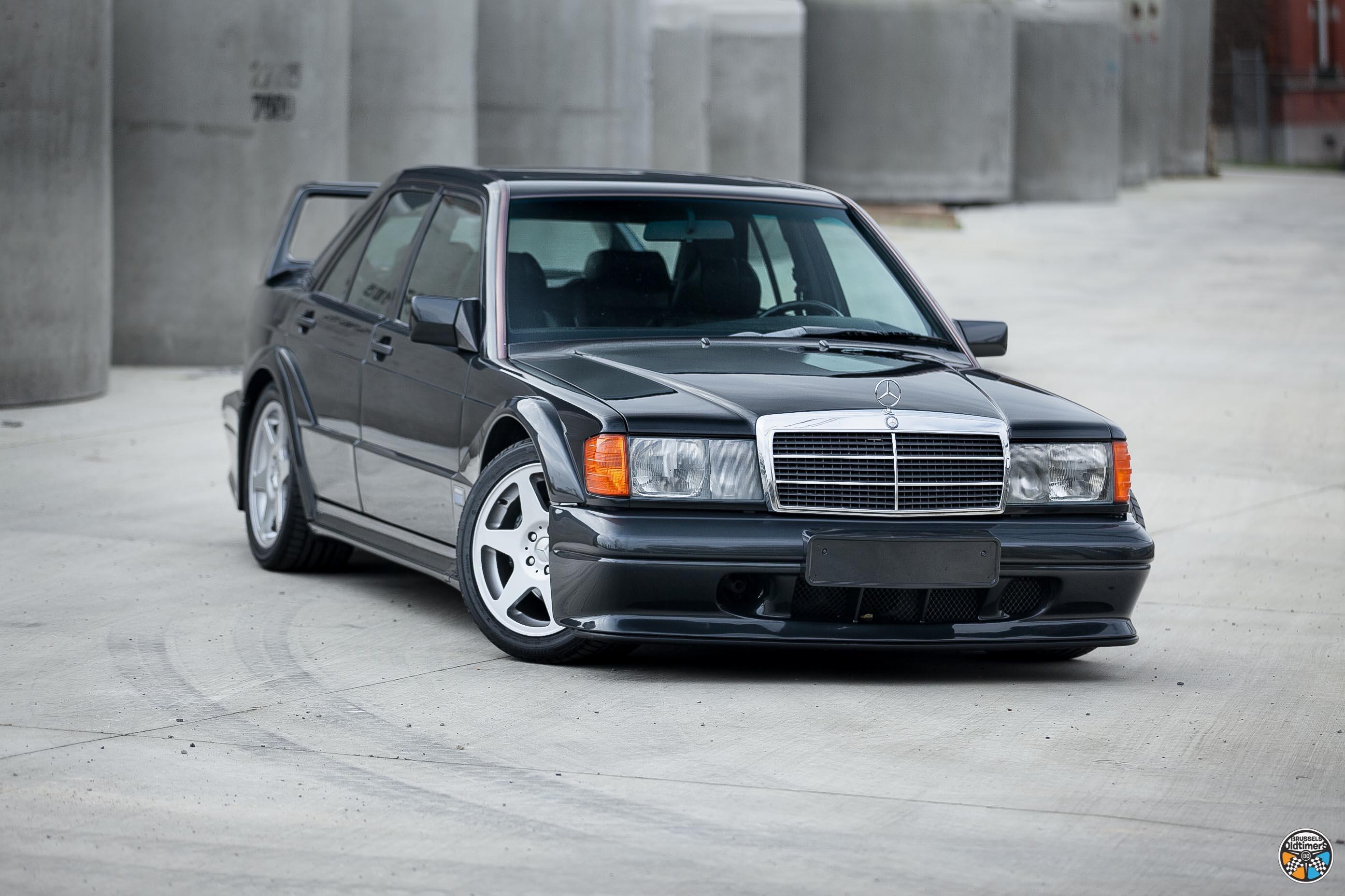 Mercedes 190 evo 2 (julien van rampelbergh)