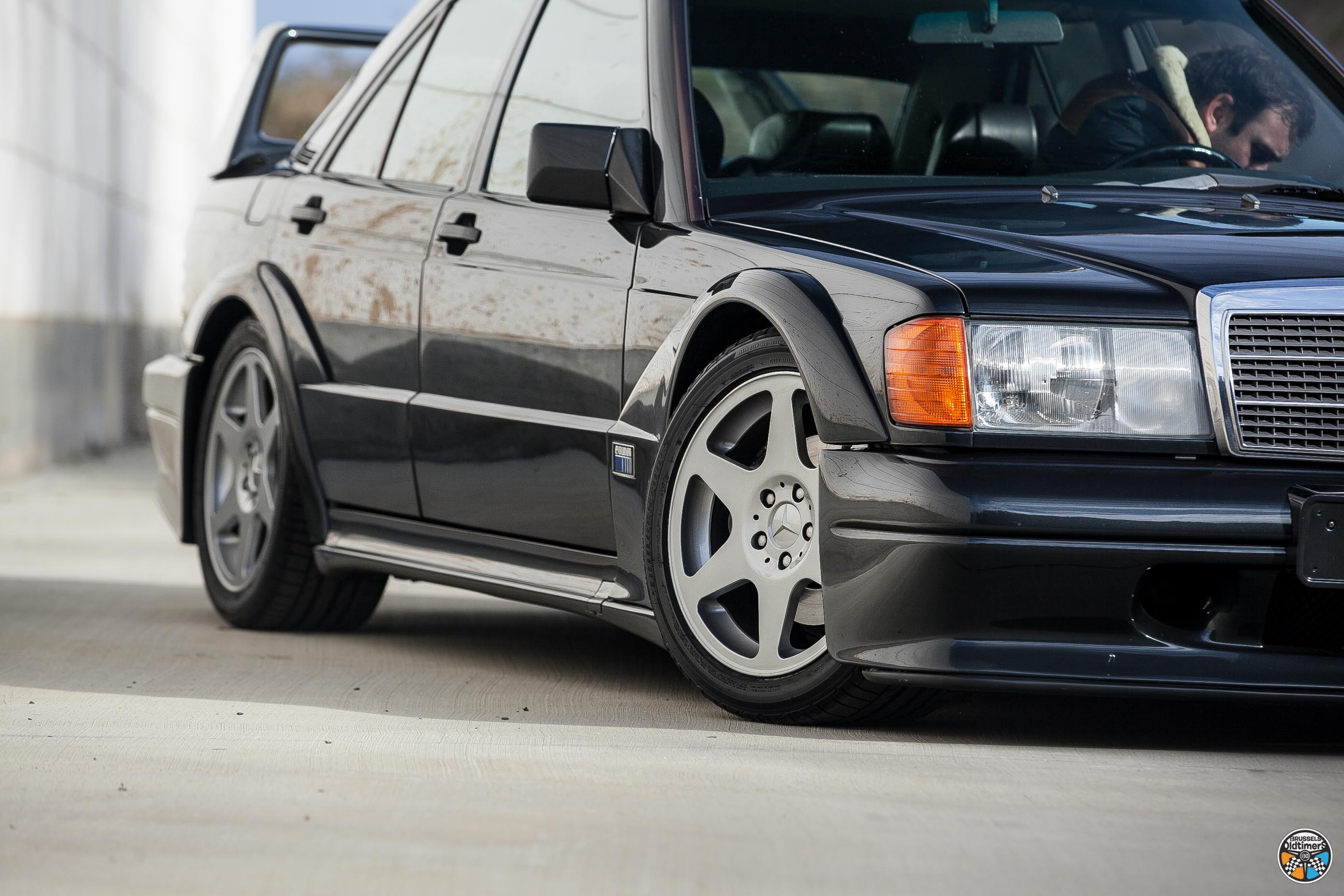 Mercedes 190 evo 2